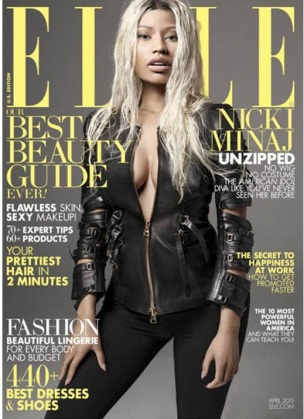 elle mag cover cropped
